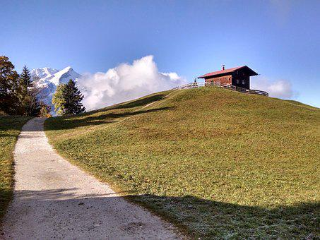 Alps, Partenkirchen, Garmisch, Mountain, Zugspitze