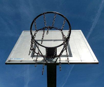 Basketball, Basket, Sport, Basketball Hoop, Outdoor