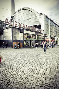 Architecture, Berlin, Building, Capital, German