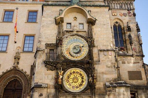 Prague, Historic Center, Town Hall, Czech Republic