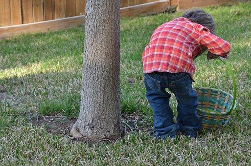 Easter, Easter Egg, Easter Egg Hunt, Child