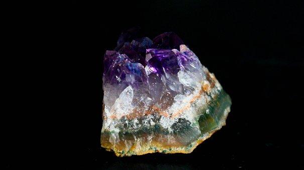 Amethyst, Crystal, Stone, Mineral, Gem, Quartz
