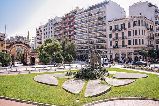 Greece, Arhitecture, Greek, Touristic, Historical