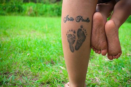Tattoo, Mother And Son, Eternal Love, Love, Mother, Son