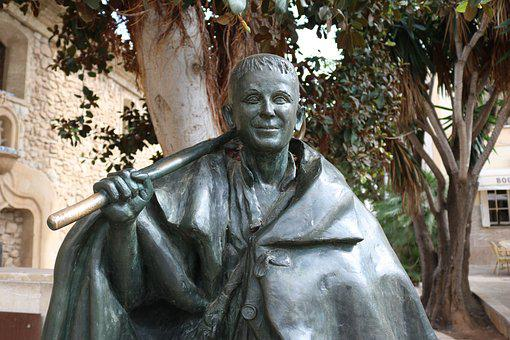 Mallorca, Son Servera, Monument, The Shepherd