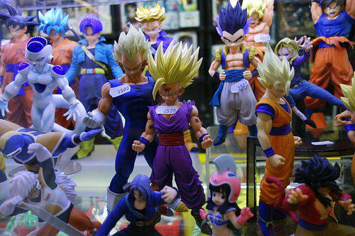 Anime, Figure, Anime Figures, Manga, Comiccon, Comic