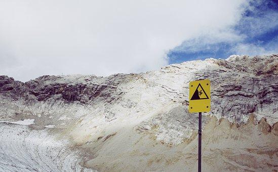 Mountain, Mountains, Alpine, Outdoor, Hiking, Glacier