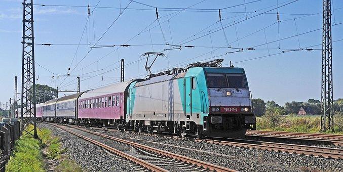 Charter Train, Special Train, Private Railway