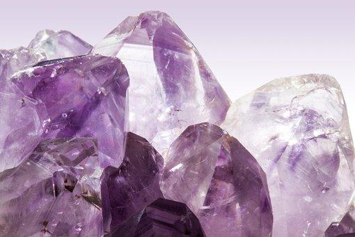 Amethyst, Violet, Purple, Quartz, Transparent, Gem