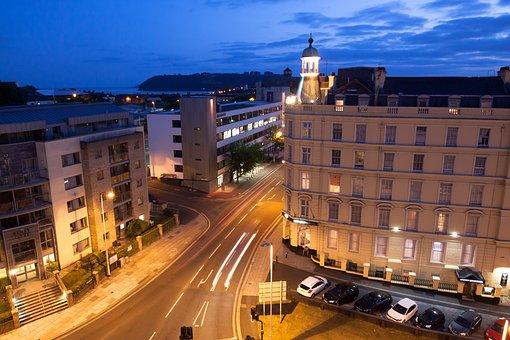 Junction, Hotel, Residential Buildings, Office Building