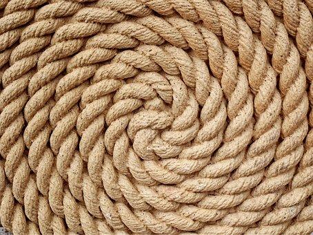 Rope, Paving, Spiral, Stone, Circle, Round, Twist, Laid