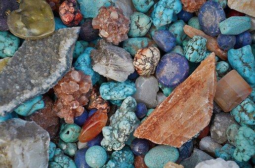 Stone, Stones, Rocks, Pebbles, Amethyst, Mineral