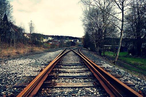 Track, Rails, Train, Railroad Track, Railway