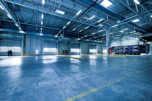 Industrial Hall, Toore, Warehouse, Industry