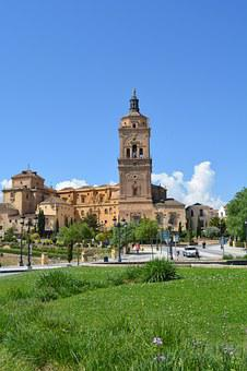 Andalusia, Guadix, Church, Cathedral Of Guadix