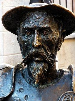 Don Quijote, Cervantes, La Mancha, Rosinante, Windmill