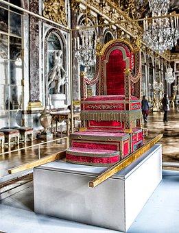 Versailles, France, Castle, Palace, Inside, Interior