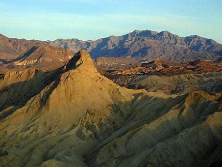 Death Valley National Park, California, Landscape