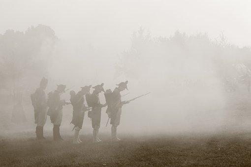 The Military, Napoleon, Battle Of, The Fog, Smoke, Nysa