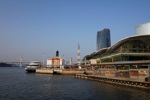 Xiamen, Tourism, The Scenery, Pier, Sea, City, Life