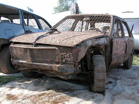 Auto, Stock Car Racing, Mature, Restored, Automotive