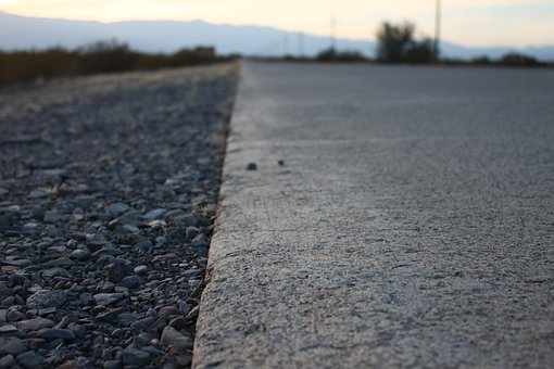Route, Asphalt, Edge, Road, On Road, Banquina, Roads
