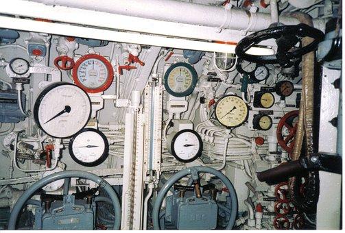 U Boat, Equipment Column, Operational Monitoring