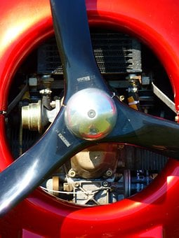 Propeller, Motor, Aircraft, Propeller Plane, Aviation