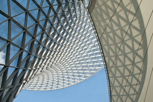 Expo 2010, Shanghai, Structure, Shadow, Architecture