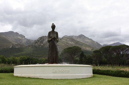 South Africa, Estate Of La Motte, Winery, La Motte