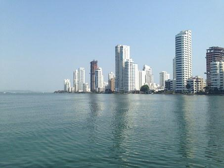 Mar, Cartagena De Indias, Colombia, Building