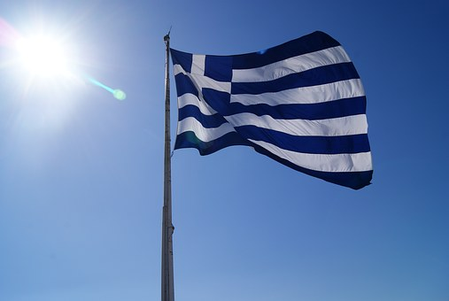 Flag, Greece, Country