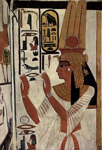 Hieroglyphics, Goddess, Queen, Pharaonic, Pharaohs