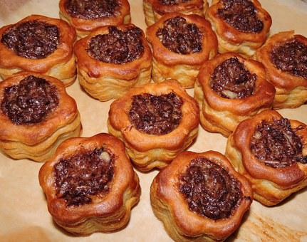 Voulevant, Appetizer, Food, Chicory, Puff Pastry
