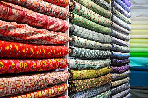 Tissues, Textile, Tricoline