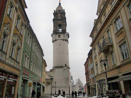Tower, Achitecture, Reichentum And Kornmarktplatz