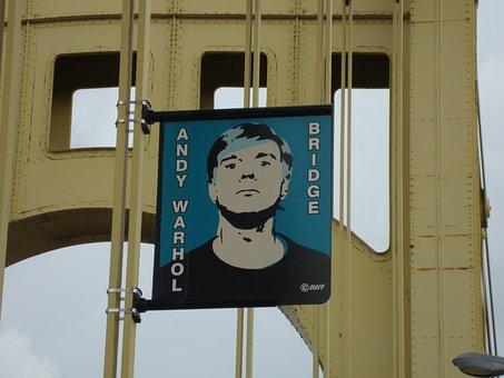 Andy Warhol Bridge, Pittsburgh, Pensylvania