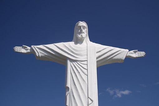 Christ, Taubaté, Architectural Beauty, Sky, Day