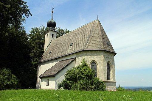Chapel, Church, St Johann, Siegsdorf, Catholic