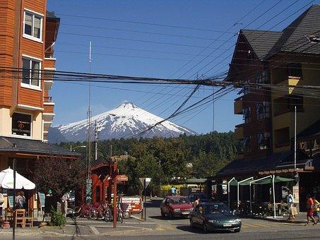 Volcano, Volcanism, Fairy Tales, Snow Cap, Villa Rica