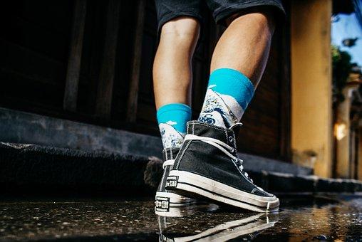 Converse, Feet, Footwear, Outdoors, Shoes, Sneakers