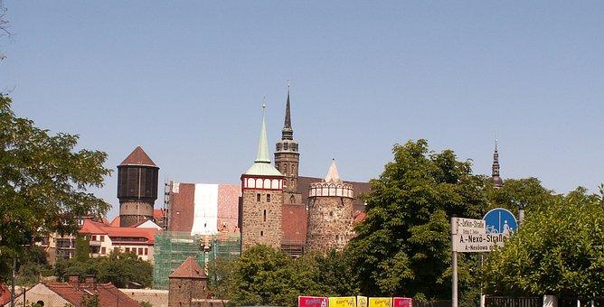 Bautzen Bautzen, Germany, Lusatia, Sachsen