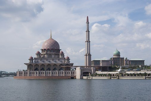 Mosque, Putra, Jaya, Muslim, Islam, Religion, Building