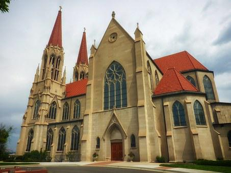 Cathedral Of Saint Helena, Church, Faith, Religion