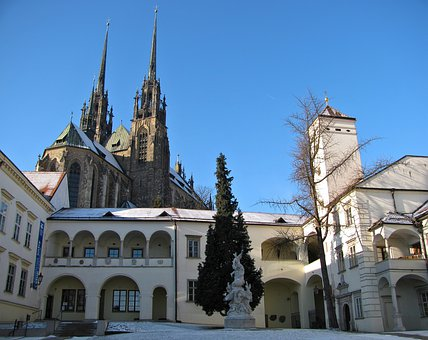 Church, Dome, Christian, Religion, Buildings