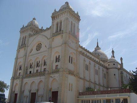 Kartágó, Church, Tunisia