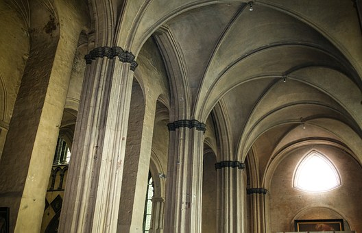 Vaults, Church, Architecture, Religion, Building, Dome