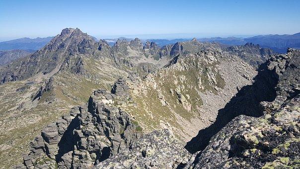 Mountain, Landscape, High Mountains, Mountaineering