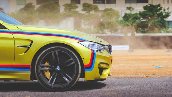 Car, Sports Car, Bmw, M4, Bmw M4