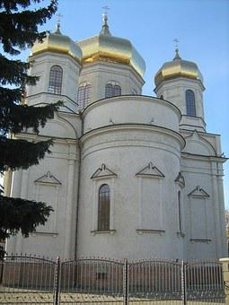 Stavropol, Komsomolskaya Hill, Temple